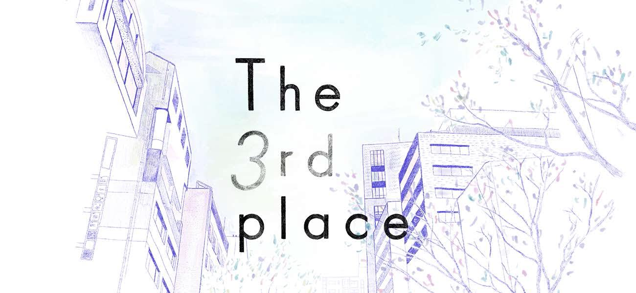 The3rd-place ロゴ